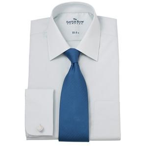 Savile Row light blue shirt
